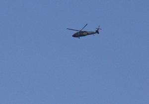 Над Балтийским морем пропал норвежский военный вертолет