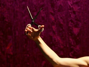В Киевской области женщина убила мужа ножницами