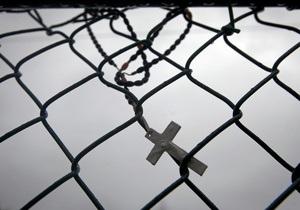 Вооруженный мачете немец ворвался в церковь и потребовал у священника миллион евро