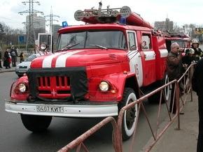 В Киеве на Нивках сгорели пятеро строителей