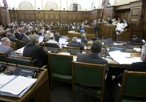 Президент Латвии передал в Сейм законопроект о введении второго госязыка - русского