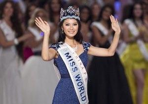 Мисс Мира-2012 стала китаянка