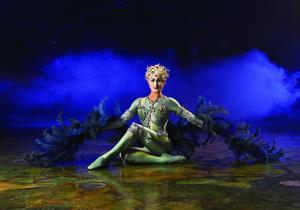 Сегодня в Киеве состоится первое выступление легендарного Cirque du Soleil
