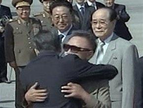 Премьер Китая встретился с лидером КНДР