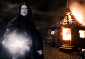На съемках нового Гарри Поттера произошел крупный пожар