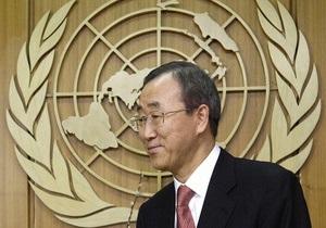 Генсек ООН в течение двух дней передаст Совбезу заявку Палестины