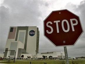 Шаттл Atlantis посадят на запасной аэродром