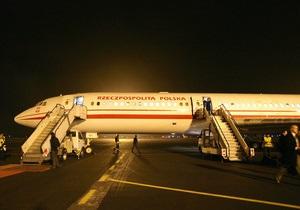 Первым лицам Польши запретили летать на единственном оставшемся у властей Ту-154М