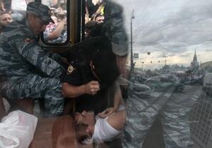 Прокуратура просит свободу Навальному на фоне протестов в Москве - Reuters