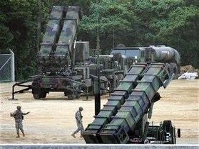 В США сорвались испытания противоракетного комплекса
