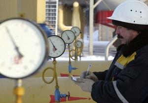 Украина в 2012 году может возобновить поставки газа в Польшу