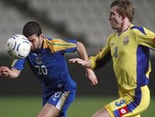 Рейтинг ФИФА: Украина - 32-ая, Россия - 21-ая