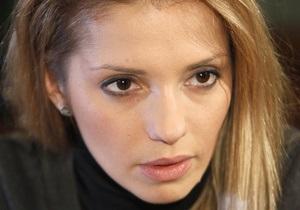 Дочь Тимошенко: Кокс и Квасьневский ужаснулись условиям содержания экс-премьера