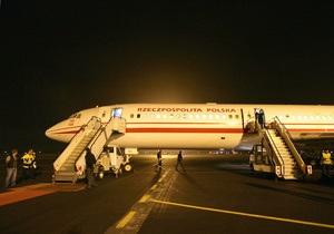 Польский министр впервые после крушения самолета Качиньского полетел на Ту-154
