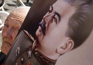 Наливайченко советует инициаторам установки памятника Сталину пожить на Соловках
