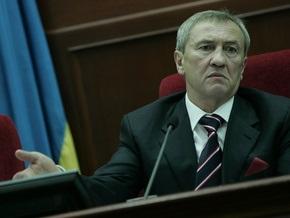 Черновецкий ужесточил правила допуска должностных лиц на сессии Киевсовета