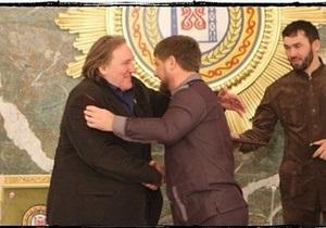 Кадыров подарил Депардье пятикомнатную квартиру