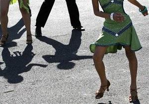 На Крите установили танцевальный рекорд