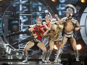 Организаторы Евровидения считают номер Лободы опасным