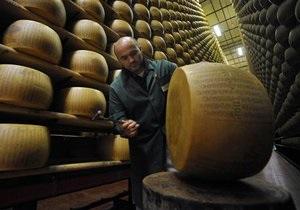 Американские специалисты начали проводить экспертизу украинского сыра