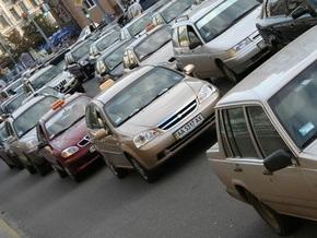На некоторых улицах Киева разрешили ездить со скоростью до 80 км/ч