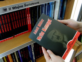 Польский издатель получил три месяца тюрьмы за публикацию выдержек из Майн Кампф