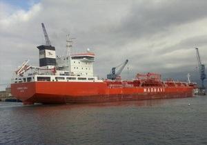 Пираты захватили итальянский танкер с украинцами на борту