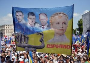 НГ: Киев в новой системе координат