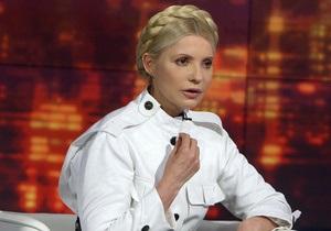 Тимошенко: Половина бюджета Украины идет на оффшорные счета