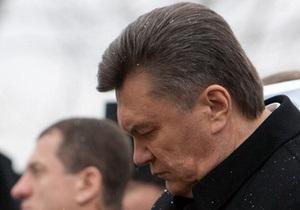 Дорогой газ: Янукович не может найти ответ на вопрос,  за что Украину так наказали