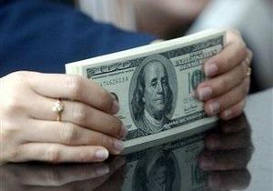 Курсы наличной валюты: доллар держится у отметки в 8,18 грн