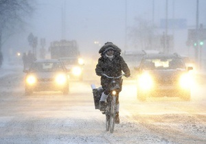 В Риме впервые за последние пять лет выпал снег
