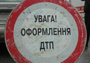 Пассажиры столкнувшихся маршруток в Запорожье утверждают, что один из водителей был неадекватен