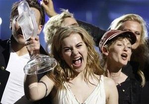 Названы даты проведения Евровидения-2014