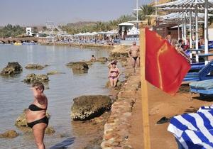 Все пляжи Шарм-эль-Шейха вновь открыли для купания