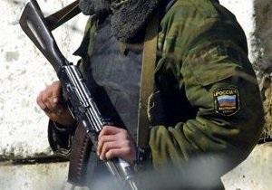 В Запорожье вынесен приговор российскому капитану, ввезшему в Украину оружие из Чечни
