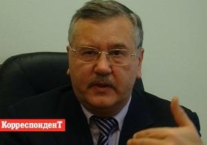 Гриценко рассказал Корреспонденту, как заставить власть назначить выборы мэра Киева