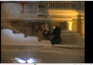 В Одессе на памятнике Екатерине ІІ появилась надпись Кати України