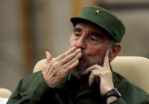 Фидель Кастро попал в Книгу рекордов Гиннеса по количеству совершенных на него покушений