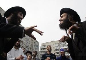 Янукович поздравил евреев с Новым годом