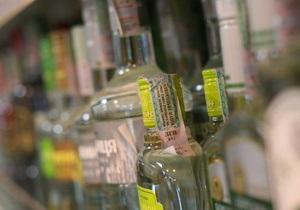 Ъ: Больше всего российской водки пьют в Украине