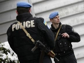 МВД расформировало миротворческое подразделение в Косово