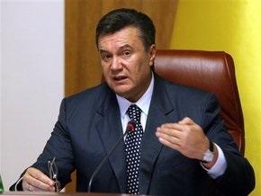 Янукович: Голосование по отставке Кабмина покажет, кто отвечает за ситуацию в стране