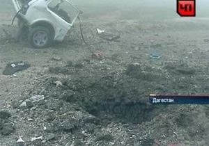 В Дагестане смертник атаковал воинскую часть: трое погибли, 26 ранены