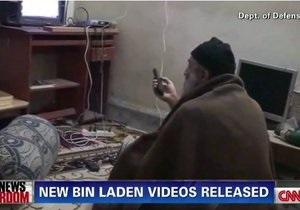 Пентагон обнародовал домашнее видео бин Ладена