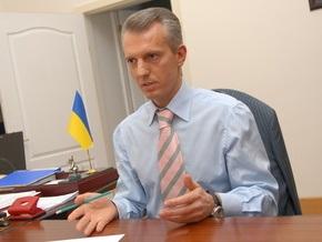 Хорошковскому противно говорить о  грязном обыске  в Борисполе