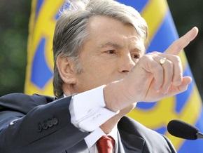 Ющенко призвал прекратить спекуляции вокруг секс-скандала в Артеке