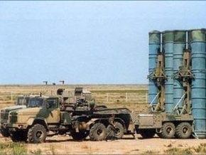Россия начала поставки комплексов ПВО С-300 в Иран