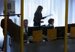 Украинский фондовый рынок открылся падением котировок
