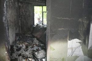 В Одессе прохожий спас двух детей из пожара